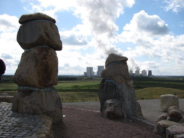 Сад камней Нохтен - Lausitzer Findlingspark Nochten 35873