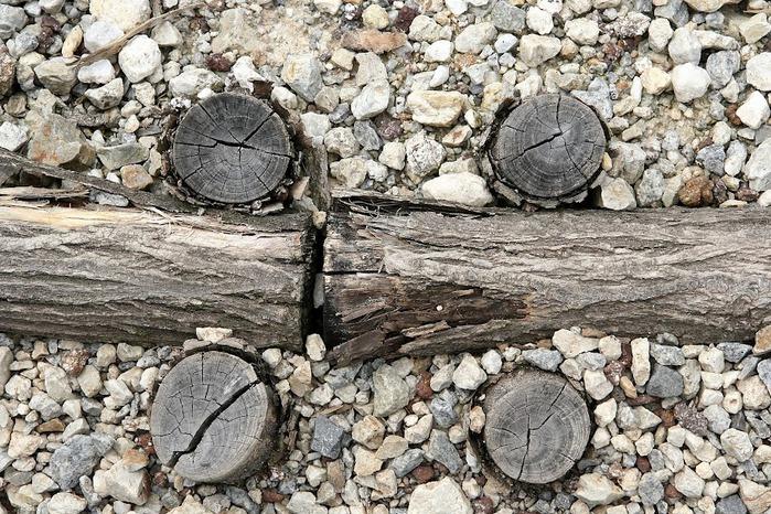 Сад камней Нохтен - Lausitzer Findlingspark Nochten 46585