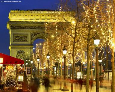 Париж Триумф. арка (384x307, 38Kb)