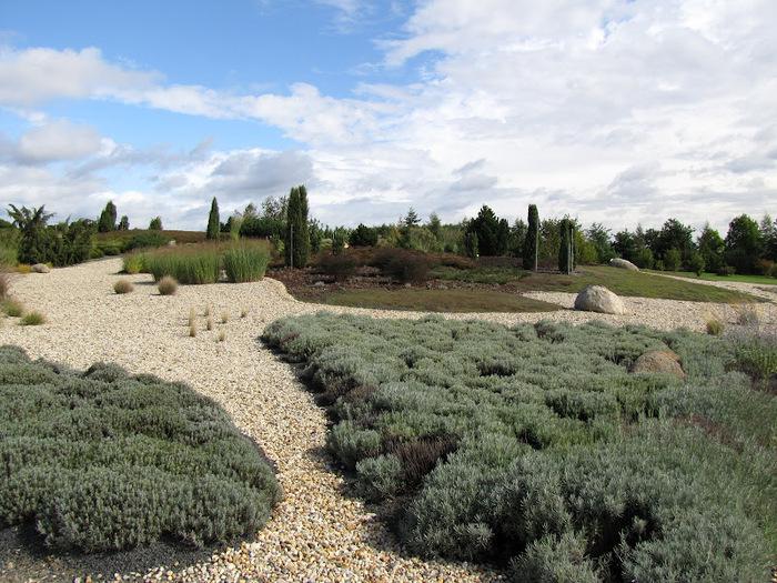 Сад камней Нохтен - Lausitzer Findlingspark Nochten 97384