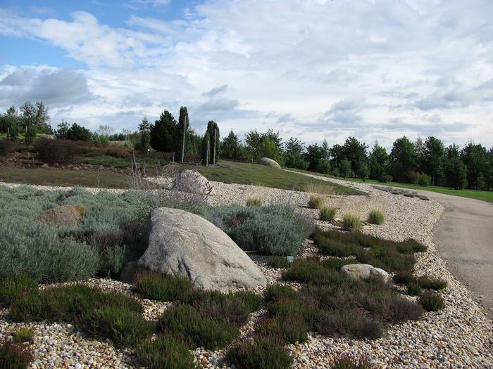 Сад камней Нохтен - Lausitzer Findlingspark Nochten 29626