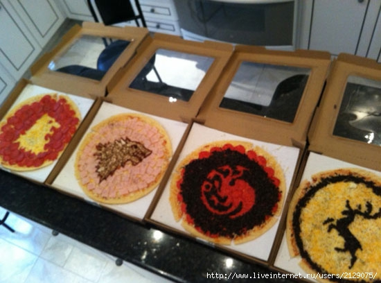 фэнтези пицца