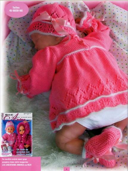 Вязаный комплект для малышки-платье,шапочка и пинетки/4683827_20120405_003155_1_ (430x572, 82Kb)