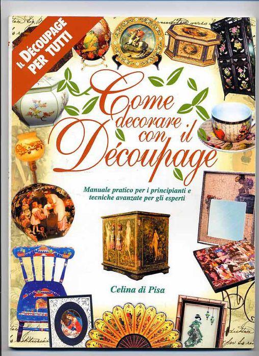 Libro Come decorare con il decoupage (508x700, 109Kb)