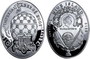 Яйца на монетах