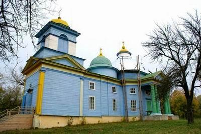 Храм Святителя Николая сБалыкино (400x267, 28Kb)