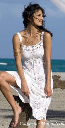 Вязаные платья крючком схемы. вязаные летние платья крючком схемы.