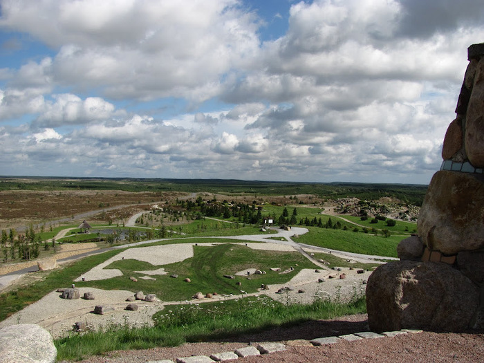 Сад камней Нохтен - Lausitzer Findlingspark Nochten 65093