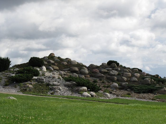 Сад камней Нохтен - Lausitzer Findlingspark Nochten 53202