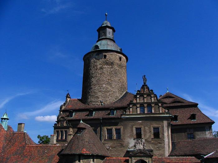 Замок Чоха (Czocha). Польша, Силезия 54787