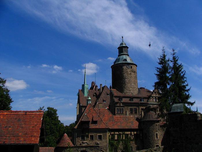 Замок Чоха (Czocha). Польша, Силезия 47553