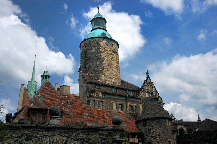 Замок Чоха (Czocha). Польша, Силезия 14897