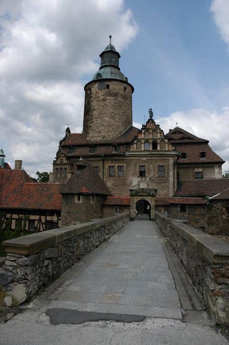 Замок Чоха (Czocha). Польша, Силезия 24068