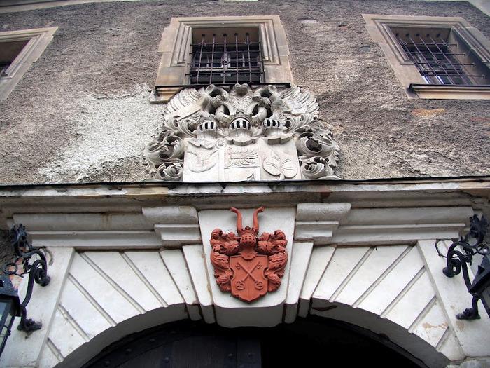 Замок Чоха (Czocha). Польша, Силезия 22896