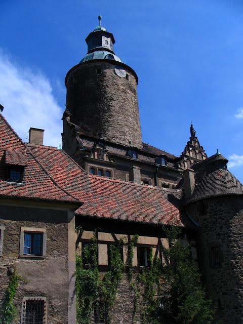 Замок Чоха (Czocha). Польша, Силезия 93847