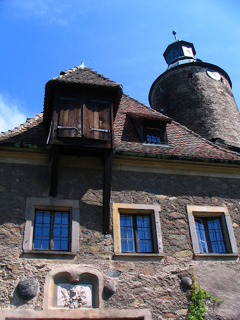 Замок Чоха (Czocha). Польша, Силезия 49319