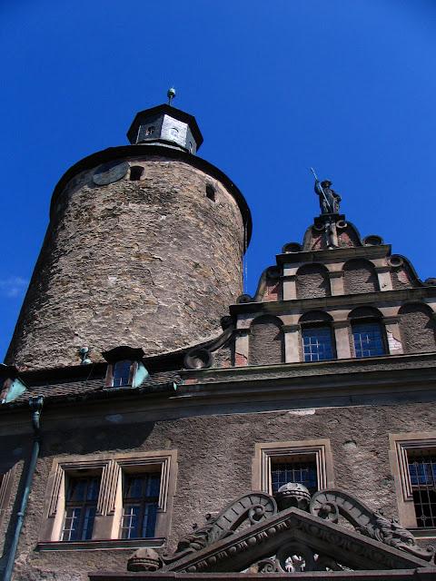 Замок Чоха (Czocha). Польша, Силезия 77120