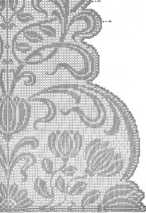 【引用】外网~钩针桌布、窗帘 - 秋林红叶 -