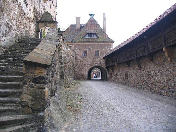 Замок Чоха (Czocha). Польша, Силезия 95508