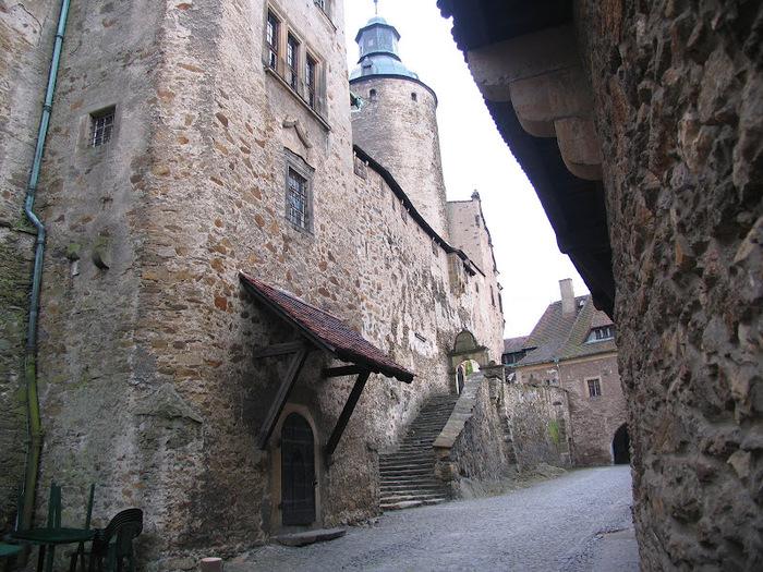 Замок Чоха (Czocha). Польша, Силезия 18360