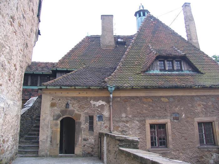 Замок Чоха (Czocha). Польша, Силезия 50003