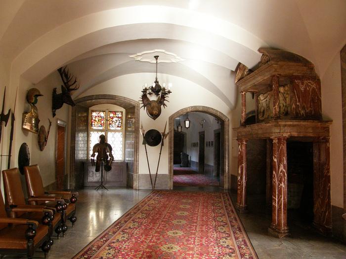 Замок Чоха (Czocha). Польша, Силезия 58808