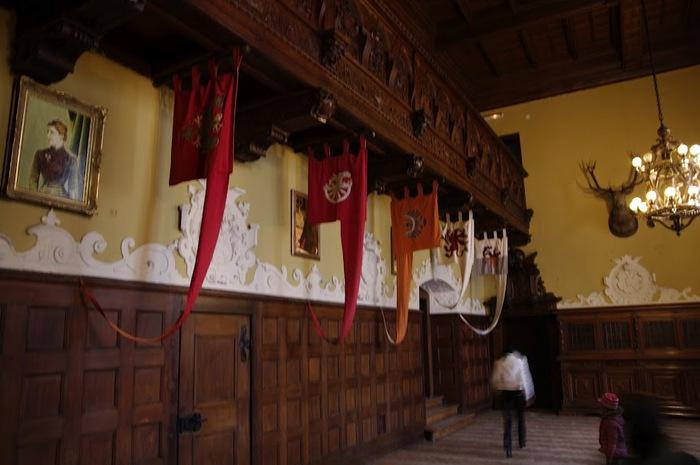 Замок Чоха (Czocha). Польша, Силезия 43173