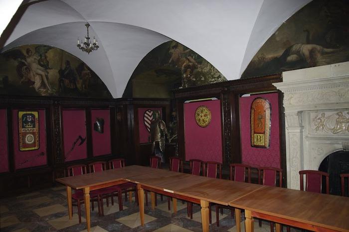 Замок Чоха (Czocha). Польша, Силезия 79267