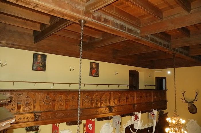 Замок Чоха (Czocha). Польша, Силезия 62983