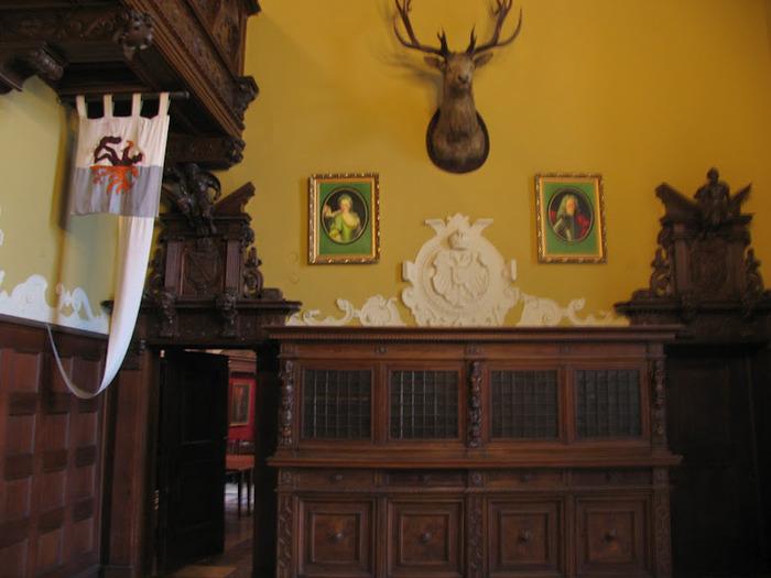 Замок Чоха (Czocha). Польша, Силезия 81134