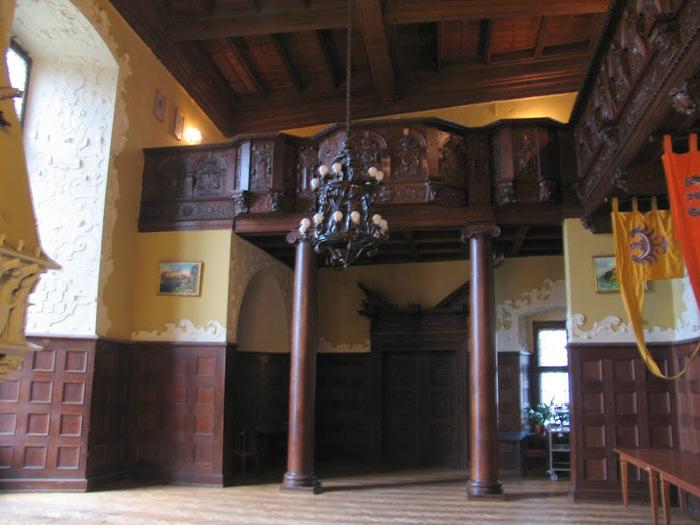 Замок Чоха (Czocha). Польша, Силезия 79346