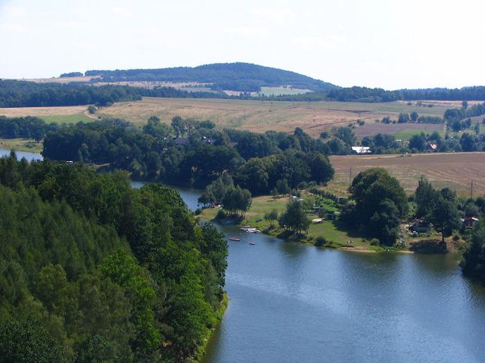 Замок Чоха (Czocha). Польша, Силезия 92492