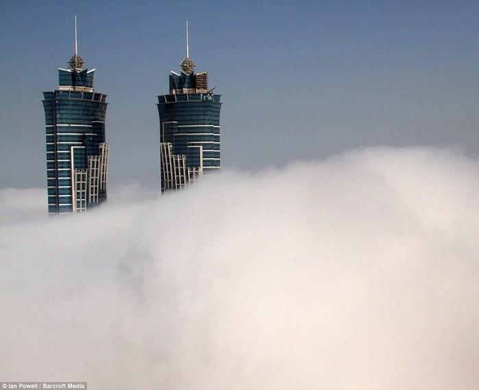 Выше облаков: как устроен самый высокий небоскреб.