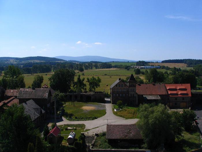 Замок Чоха (Czocha). Польша, Силезия 97512