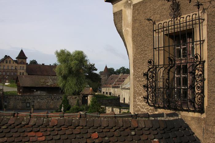 Замок Чоха (Czocha). Польша, Силезия 91018