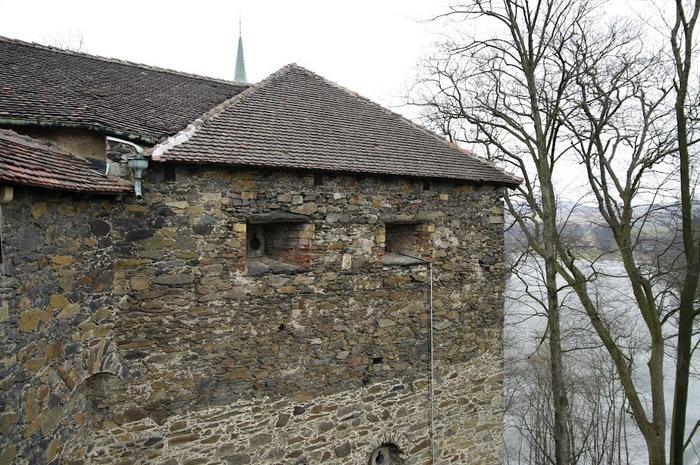 Замок Чоха (Czocha). Польша, Силезия 35960