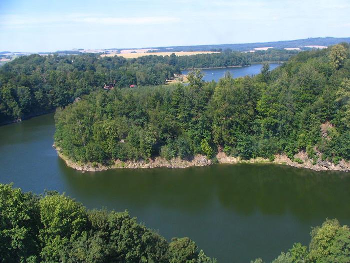 Замок Чоха (Czocha). Польша, Силезия 28139