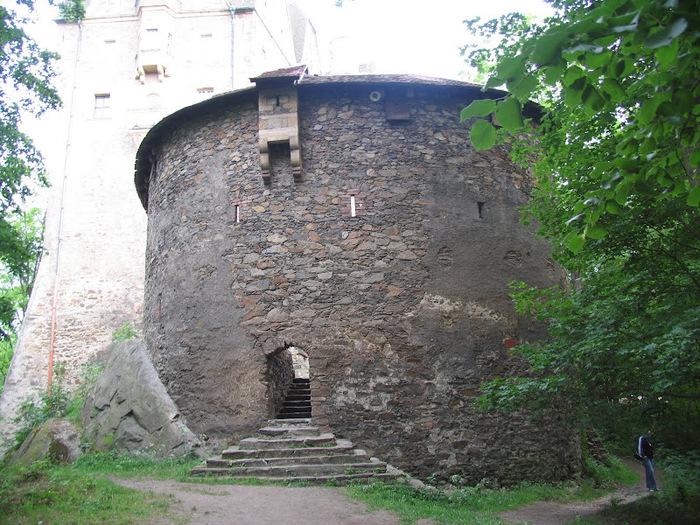 Замок Чоха (Czocha). Польша, Силезия 48615