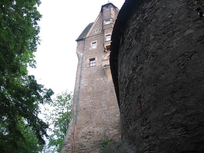 Замок Чоха (Czocha). Польша, Силезия 63444