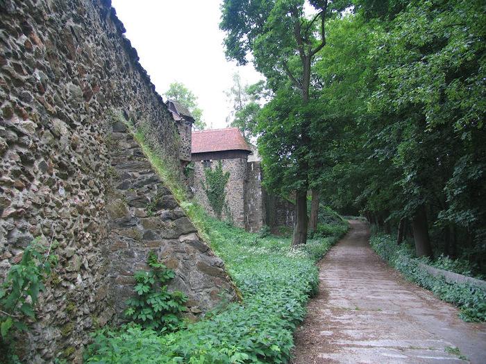 Замок Чоха (Czocha). Польша, Силезия 23054
