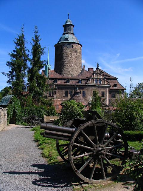 Замок Чоха (Czocha). Польша, Силезия 96881