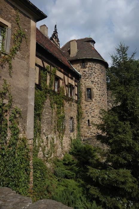 Замок Чоха (Czocha). Польша, Силезия 53217