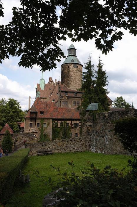 Замок Чоха (Czocha). Польша, Силезия 64284