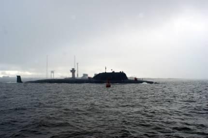 Атомная многоцелевая подводная лодка