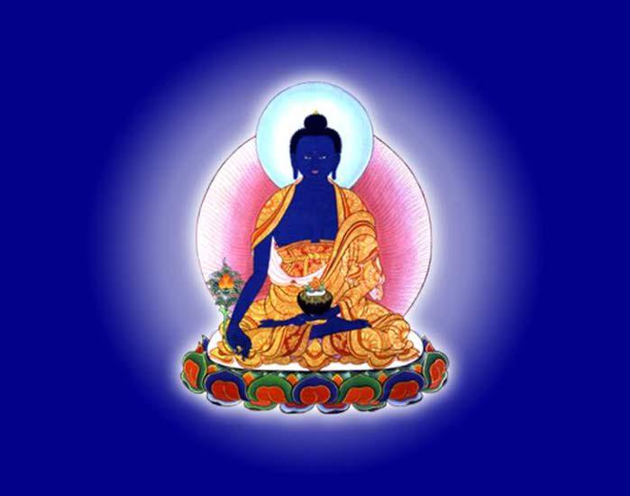 Цанг лунг и будда медицины