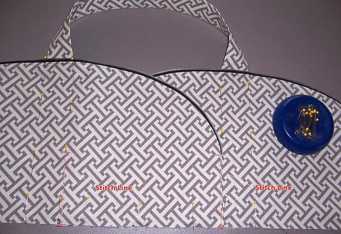 Украшения на сумку из молний своими руками 89