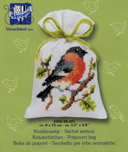 48.201 potpourri bag bird (431x512, 57Kb)