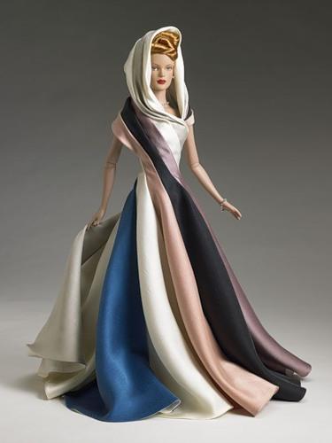Шикарное платья для барби