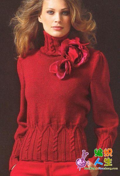 свитер (409x600, 47Kb)