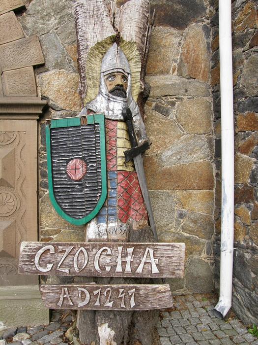Замок Чоха (Czocha). Польша, Силезия 72876